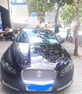 Bán xe Jaguar XF sản xuất 2015, màu đen, xe nhập giá 1 tỷ 490 tr tại Tp.HCM
