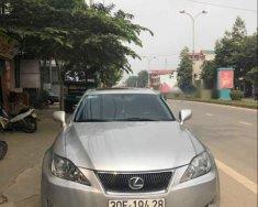 Cần bán Lexus IS 250 sản xuất 2007, màu bạc, xe nhập giá 800 triệu tại Hà Nội
