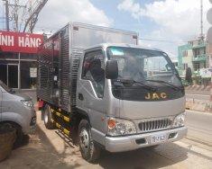 Xe tải Jac 2T4 động cơ Isuzu, thùng dài 3m7. giá 270 triệu tại Tp.HCM
