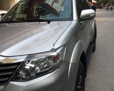 Cần bán gấp Toyota Fortuner 2.7V 4x2 AT đời 2015, màu bạc, giá 780tr giá 780 triệu tại Hải Phòng