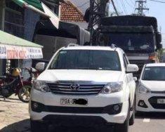 Cần bán xe Toyota Fortuner TRD đời 2015, màu trắng, nhập khẩu, giá chỉ 840 triệu giá 840 triệu tại Khánh Hòa
