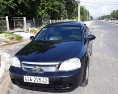 Bán xe Chevrolet Lacetti 2010, màu đen, xe nhập xe gia đình giá 238 triệu tại Đà Nẵng