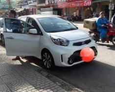 Cần bán xe Kia Morning Si đời 2017, màu trắng chính chủ giá 365 triệu tại Lâm Đồng