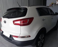 Bán Kia Sportage 2012, màu trắng, gốc SG, giá TL, hỗ trợ trả góp giá 626 triệu tại Tp.HCM