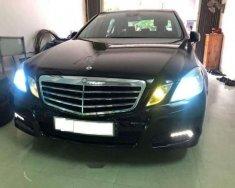 Bán lại xe Mercedes E250 đời 2009, màu đen giá 740 triệu tại Đà Nẵng