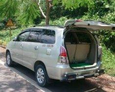Bán Toyota Innova G đời 2007, màu bạc giá 320 triệu tại Đà Nẵng