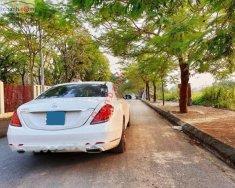 Cần bán lại xe Mercedes S400L sản xuất năm 2018, màu trắng giá 3 tỷ 599 tr tại Hà Nội