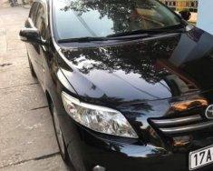 Bán xe Toyota Corolla altis năm sản xuất 2010, màu đen, giá cạnh tranh giá 485 triệu tại Thái Bình