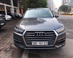 Cần bán Audi Q7 sản xuất 2016, màu xám, nhập khẩu giá 3 tỷ 350 tr tại Hà Nội