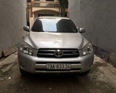 Cần bán lại xe Toyota RAV4 đời 2007, màu bạc, nhập khẩu chính chủ giá 470 triệu tại Hà Nội