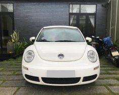 Bán xe Volkswagen New Beetle 1.6 AT sản xuất 2009, màu trắng, xe nhập, giá 520tr giá 520 triệu tại Bình Định