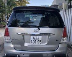 Cần bán Toyota Innova G sản xuất năm 2011, màu bạc chính chủ giá 386 triệu tại Đà Nẵng