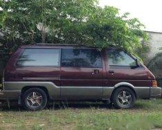 Cần bán Nissan Vanette sản xuất năm 1993, màu đỏ, nhập khẩu giá 80 triệu tại Long An