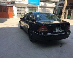 Cần bán xe Mercedes C 200 1.8 AT năm 2003, màu đen chính chủ, giá tốt giá 165 triệu tại Hà Tĩnh