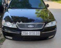 Cần bán lại xe Ford Mondeo 2.5 AT sản xuất năm 2003, màu đen như mới  giá 155 triệu tại Phú Thọ