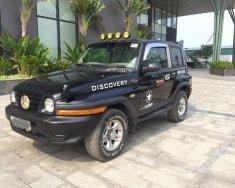 Cần bán xe Ssangyong Korando TX7 sản xuất năm 2004, màu đen, nhập khẩu giá 183 triệu tại Hà Nội