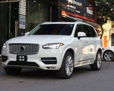Cần bán Volvo XC90 Inscription năm 2016, màu trắng, xe nhập giá 3 tỷ 500 tr tại Hà Nội