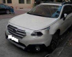 Cần bán gấp Subaru Outback năm sản xuất 2016, màu trắng giá 1 tỷ 600 tr tại Hà Nội