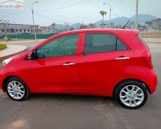 Cần bán lại xe Kia Picanto 1.25 MT đời 2013, màu đỏ   giá 280 triệu tại Thái Nguyên