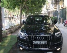 Cần bán Audi Q7 3.0T AT năm sản xuất 2012, màu đen, nhập khẩu   giá 1 tỷ 750 tr tại Hà Nội