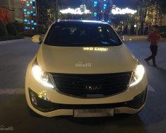 Bán xe Kia Sportage 2.0AT sx 2012, màu trắng, nhập khẩu nguyên chiếc giá 620 triệu tại Tp.HCM