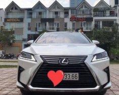 Cần bán Lexus RX 200T đời 2016, màu trắng giá 3 tỷ 80 tr tại Hà Nội