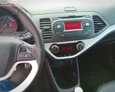 Cần bán lại xe Kia Morning 1.0 MT đời 2012, màu đỏ, xe nhập   giá 280 triệu tại Thái Nguyên