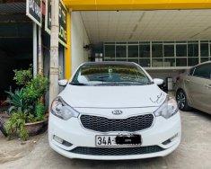 Kia K3 1.6AT sản xuất 2015, màu trắng giá 540 triệu tại Hải Dương
