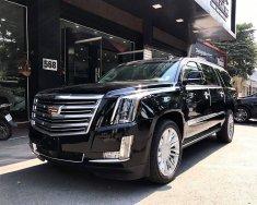 Bán Cadillac Escalade ESV Platinium model 2016, màu đen, nhập khẩu giá 8 tỷ 863 tr tại Hà Nội