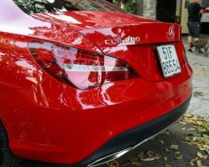 Bán xe Mercedes CLA 200 sản xuất 2016, màu đỏ   giá 1 tỷ 260 tr tại Tp.HCM