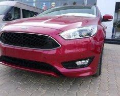 Bán xe Ford Focus Sport 5 cửa, màu đỏ, giao ngay, tặng phim 3M - LH 0898.482.248 giá 720 triệu tại Bình Dương