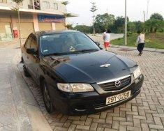 Cần bán lại xe Mazda 626 năm sản xuất 2000, màu đen, nhập khẩu nguyên chiếc giá 139 triệu tại Hà Nội