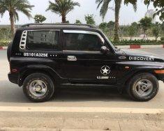 Cần bán Ssangyong Korando TX đời 2010, màu đen, xe nhập, 2 cầu, số sàn, có túi khí, 182 triệu giá 182 triệu tại Hà Nội