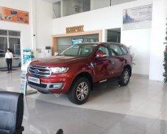 Bán Everest Trend đỏ sunset - Ford Đà Nẵng giá 1 tỷ 112 tr tại Đà Nẵng