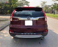 Cần bán Honda CR V 2.4 AT sản xuất 2017, màu đỏ giá 1 tỷ 35 tr tại Hà Nội