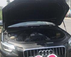 Cần bán Audi Q7 năm sản xuất 2012, màu đen giá 1 tỷ 750 tr tại Hà Nội