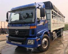Bán xe tải nặng Thaco 3 chân cầu lết Thaco Auman C1350 tải trọng 13,5 tấn thùng dài 9,5 m giá 909 triệu tại Hà Nội
