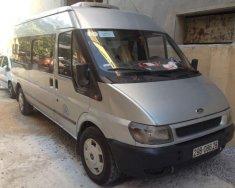 Cần bán Ford Transit 2003, màu bạc, giá chỉ 135 triệu giá 135 triệu tại Hà Nội