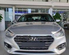 Bán Hyundai Accent đời 2018, màu bạc giá 540 triệu tại BR-Vũng Tàu
