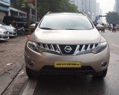 Bán Nissan Murano SL nhập Nhật model 2008, ĐKLĐ 2009 giá 620 triệu tại Hà Nội