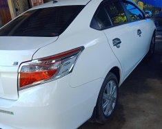 Bán xe Toyota Vios E tự động 2018, màu trắng giá 535 triệu tại Quảng Nam