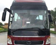 Bán xe khách Tracomeco Universe Xpress Weichai đời 2019, màu đỏ, nhập khẩu giá 2 tỷ 570 tr tại Hà Nội