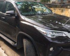 Bán ô tô Toyota Fortuner 2.4 MT đời 2017, màu đen  giá 1 triệu tại Hà Nội