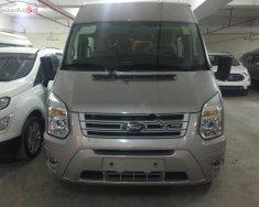 Cần bán Ford Transit SVP sản xuất 2018, màu bạc giá 775 triệu tại Hà Nội