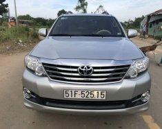 Bán Toyota Fortuner đời 2015, màu bạc giá 820 triệu tại Đồng Nai