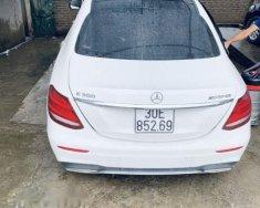 Bán xe Mercedes E300 sản xuất năm 2016, màu trắng giá 2 tỷ 450 tr tại Hà Nội