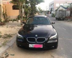 Bán BMW 525i sản xuất năm 2005, màu đen, xe nhập chính chủ, 365tr giá 365 triệu tại Đà Nẵng