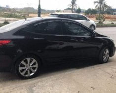Cần bán lại Hyundai Accent năm sản xuất 2011, màu đen, nhập khẩu giá 400 triệu tại Thanh Hóa