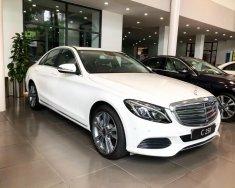 Cần bán xe Mercedes C250 2018, màu trắng đã qua sử dụng giá 1 tỷ 580 tr tại Hà Nội