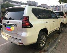 Cần bán Toyota Prado VX sản xuất 2018, màu trắng nhập nhập khẩu giá 2 tỷ 650 tr tại Tp.HCM
